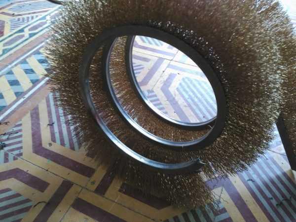 Cepillo espiral