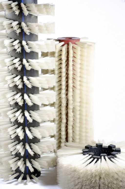 Cepillo cilíndrico