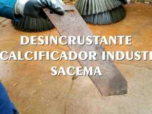 Desincrustante Industrial