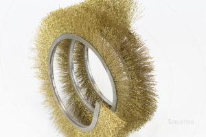 Cepillo strip espiral