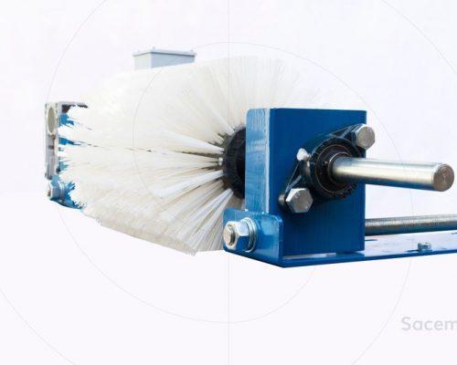 Limpiador de Banda Motorizado